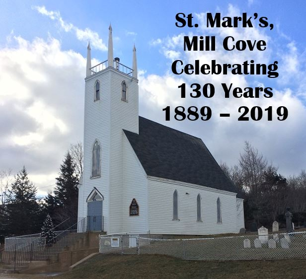 St. Mark's Mill Cove Celebrating 130 Years